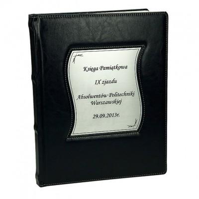 Księga z grawerowaną wstawką z laminatu 0596