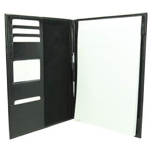 Teczka notatnik z blokiem wymiennym 0789_1 Notatniki