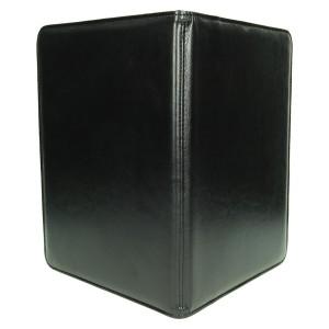 Teczka z wkładami foliowymi (10 sztuk A-4) wszytymi na stałe 0437_2