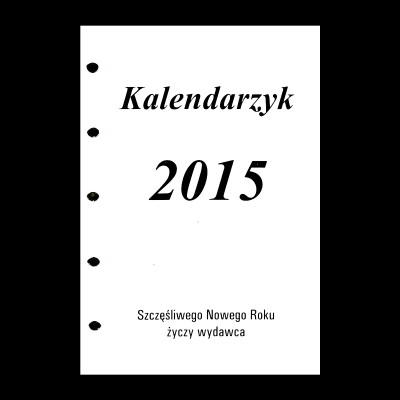 Wkład kalendarzowy do organizera MIKRO tydzień na stronie