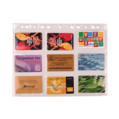 Wkłady foliowe WF-8 3014