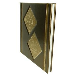 Wstawki ze złotego aluminium 0396_8