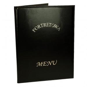 Złocony napis menu 0636_1
