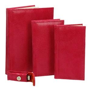 Zestaw skórzany notes, notatnik, kalendarz i etui 0675_1