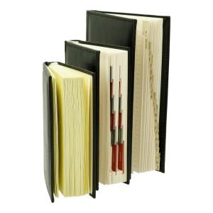 Zestaw skórzany notes teleadresowy, kalendarz i notatnik 0680_2
