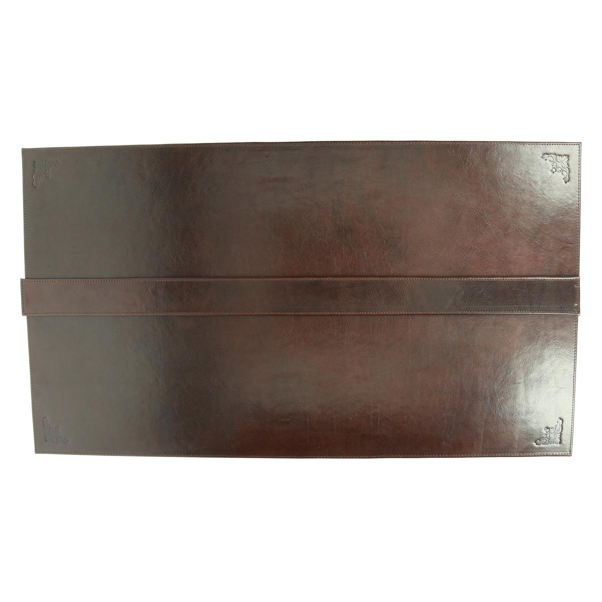 Od spodu guma elastyczna umożliwiajaca przesuwanie docisku 3161_1 Podkłady na biurko producent