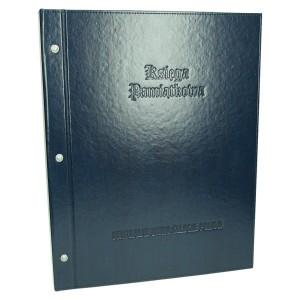 Śruby w kolorze srebrnym 1039_1 Kroniki, księgi