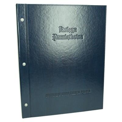 Księga pamiątkowa dla komendy głównej policji 1039