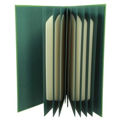 Oprawa karty z ramkami z kartonu ozdobnego 1103