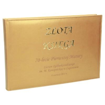 Złota księga dla liceum ogólnokształcącego 1089