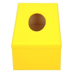 Chustecznik w oprawie żółtej skóropodobnej 1116_2