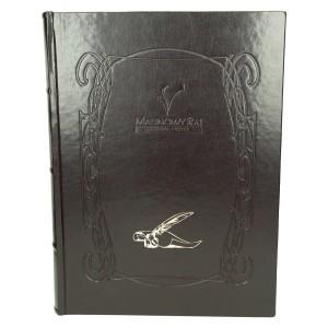 Księga hotelowa z odciśniętym logo 3005_1 Hotelowe księgi wpisów i rezerwacji