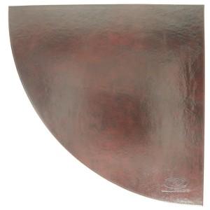 Czteroczęściowy podkład ze skóry naturalnej 3301_2